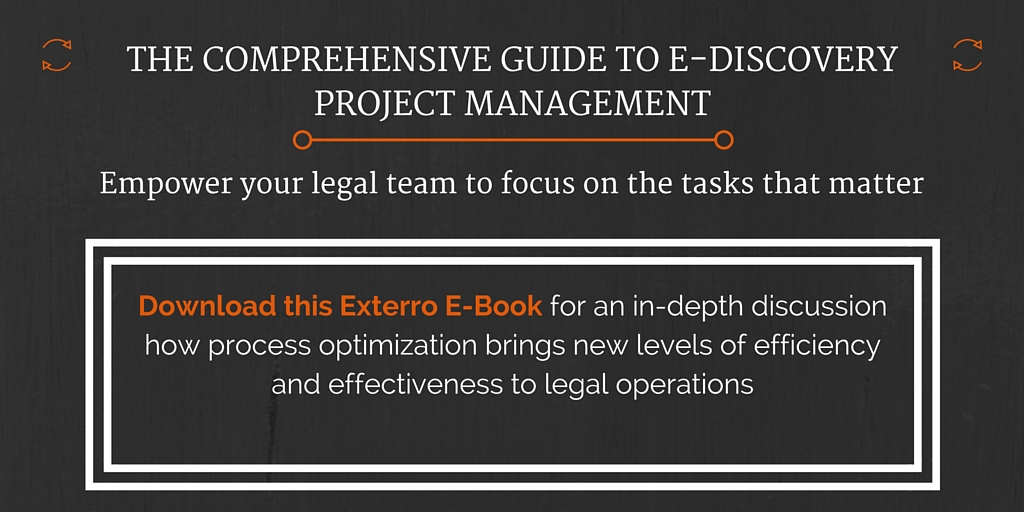 Comprehensive Guide to E-Discovery Project Management