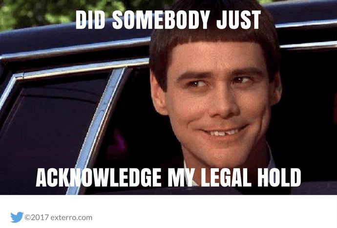 Exterro E Discovery Meme Dumb And Dumber Exterro