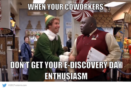 Elf E Discovery Day Meme buddy the elf & winner of the apple iphone x current