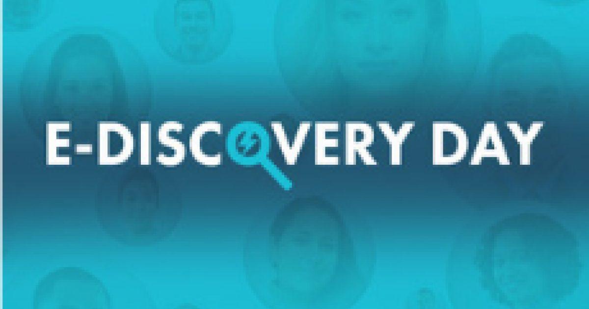 Celebrating E Discovery Day With Mary Mack Exterro