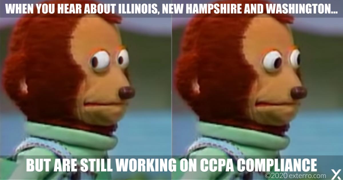 Awkward Monkey Puppet Meme Template