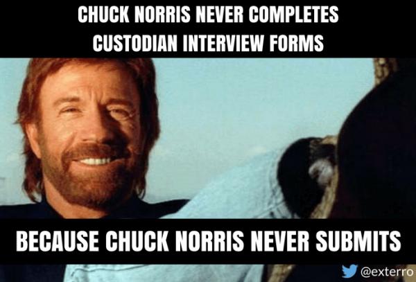 Chuck Norris E Discovery