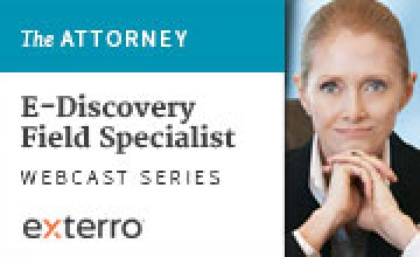 attorney e discovery specialist series