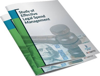 effective legal spend report