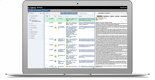 Targeted Collections and E-Discovery Document Review