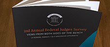 2016 Federal Judges Survey on E-Discovery Best Practices & Trends