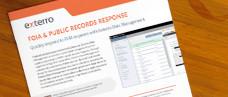 FOIA / Public Records Response