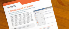 Exterro Comprehensive Interview