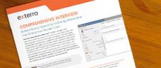 Exterro Comprehensive Interview