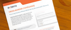 Exterro Cross-Border Compliance