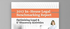 2017 In-House Legal Benchmarking Report