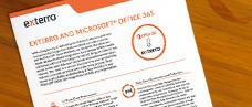 Exterro and Microsoft Office 365