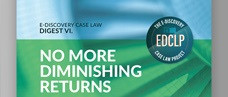 Four Cases on the Importance of Proportionality Under the New FRCP Rules