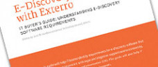 E-Discovery Transformed: Exterro's IT Buyer's Guide