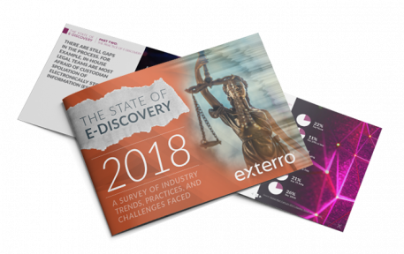 The State Of E Discovery Cover 2018