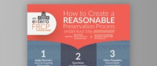 How to Create a REASONABLE Preservation Process Under Rule 37(e)