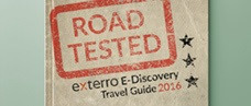 Road Tested: 2016 E-Discovery Travel Guide