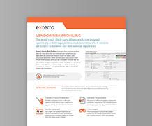 Pb Vendor Risk Profiling Thumbnail 218X180
