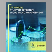 2nd Annual Study of Effective Legal Spend Management