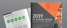 2019 In-House Legal Benchmarking Report