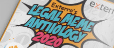Exterro's 2020 Legal Meme Anthology