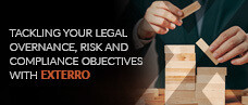 Tackling your Legal Governance, Risk and Compliance Objectives with Exterro