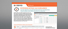 Exterro Office 365 Explorer