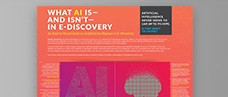 What AI Is--And Isn't--In E-Discovery