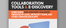 Collaboration Tools & E-Discovery