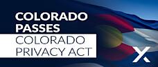 Colorado Passes Colorado Privacy Act