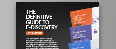 The Definitive Guide to E-Discovery 2nd Edition