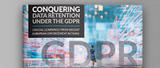 Conquering Data Retention under the GDPR