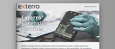 Exterro Forensics Services