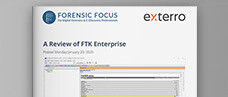 A Review of FTK Enterprise as Published by Forensic Focus