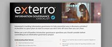 Information Governance Checklist (2nd Edition)