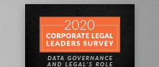 2020 Corporate Legal Leaders Survey