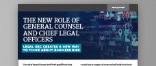 The New Role of General Counsel and Chief Legal Officers