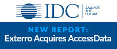 IDC Report - Exterro Acquires AccessData: Continues March Toward Corporate Legal Platform