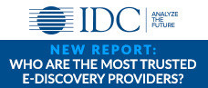 IDC's 2020 Legal Tech Buyer Survey
