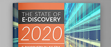 The State of E-Discovery 2020