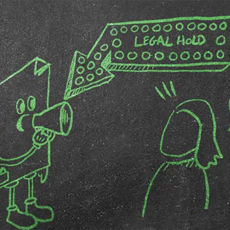Legal Hold (Litigation Hold) - The Basics of E-Discovery