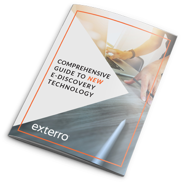Comprehensive guide to new e discovery technology
