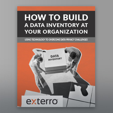 Creating a data inventory 360x360