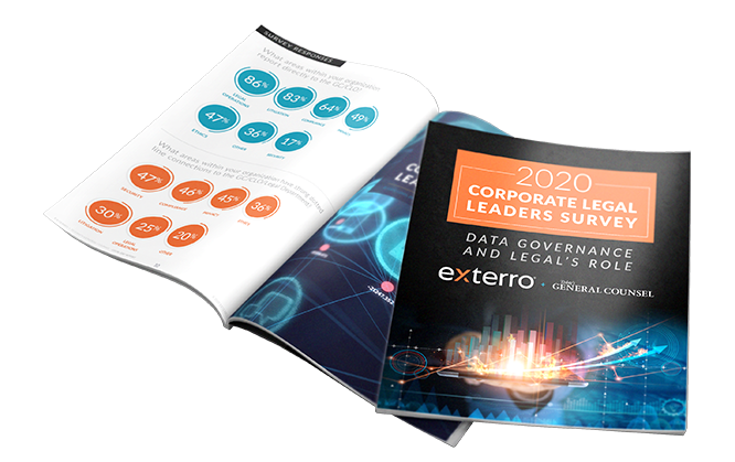 Exterro legal grc report cover 2020