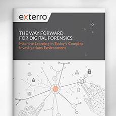 Exterro the way forward for digital forensics brochure 230x230 1