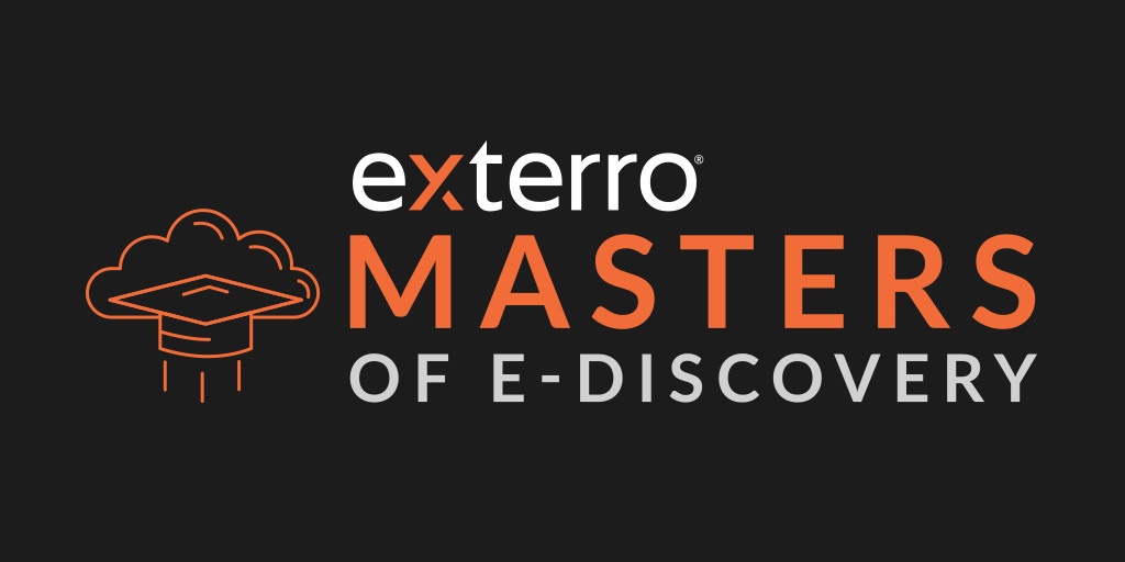 Exterro Masters of Data Privacy